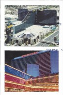 2 CPM - HOTEL - MGM Grand Hotel - The Stardust Hotel - Voir Scan - Unclassified