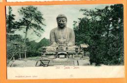 MNI-27  Idol  Japan Japon, Boudhisme, Bouddha.  Non Circulé. Précurseur. - Japon