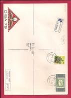 RSA 1979 Enveloppe DISA Pigeonpost W-59 #2108 - Philatelic Exhibitions