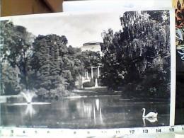 GERMANY POSTCARD FELDPOST FROM WIESBADEN GARDEN  FRANCHIGIA 1943  EU18183 - Wiesbaden