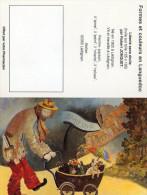 CALENDRIER 1993   PHARMACIE   Formes Et Couleurs En Languedoc  LIBERTE SANS ETOILE - Tamaño Pequeño : 1991-00