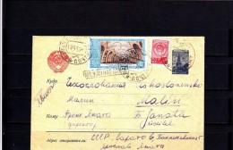 EXTRA-6-40 LETTER FROM SARATOV TO MALIN, CZECHOSLOVAKIA.