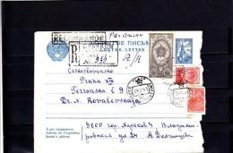 EXTRA-6-41 LETTER FROM KHARKOV TO PRAHA, CZECHOSLOVAKIA.