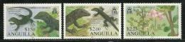 """Anguilla      """"Endemics Of Anguilla""""      Set    (Year 2010) MNH** - Anguilla (1968-...)"""