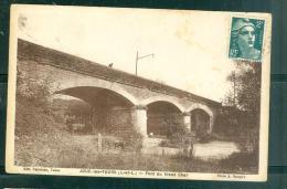 Joué Les Tours - Pont Du Vieux Cher        -raq14 - Other Municipalities
