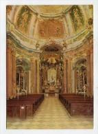 GERMANY - AK 233304 Inneres Des Klosters Weltenburg - Otros