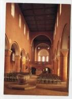 GERMANY - AK 233311 Jerichow - Ehemalige Stiftskirche - Mittelschiff Nach Osten - Deutschland