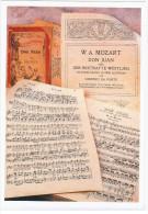 "Wolfgang Amadeus Mozart, Composer Compositeur Music Musique Opera ""Don Giovanni"" - Música Y Músicos"