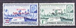 A.O.F.    B 36-7   *   VICHY - A.O.F. (1934-1959)