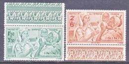 ININI  CB 1-2   **    VICHY - Unused Stamps