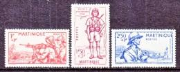 MARTINIQUE  B 8-10  *    VICHY - Martinique (1886-1947)