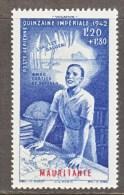 MAURITANIE   C B  4  **   VICHY - Mauritania (1906-1944)
