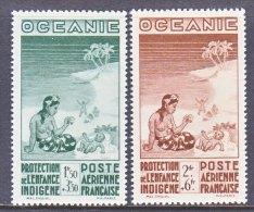 OCEANIA  C B 2-3   **   VICHY - Oceania (1892-1958)