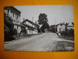 Cpsm SAINT RABIER  -  24  -  Avenue De La Gare  -  Dordogne - France