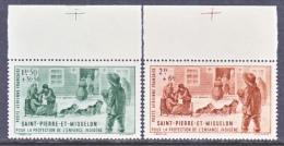 SAINT PIERRE Et MIQUELON  CB 1-2  **    VICHY - St.Pierre & Miquelon