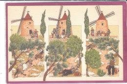 AU MOULIN - Cartoline