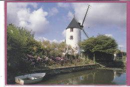 85.- BEAUVOIR-SUR-MER .- Moulin à Vent - Beauvoir Sur Mer