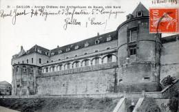 EURE - CHATEAU - De Gaillon - Castillos
