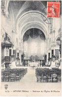 69. GIVORS. Intérieur De L'Eglise St-Nicolas. 2139 - Givors