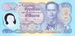 Thailand 50 Baht 1996 Pick 99 UNC - Thailand