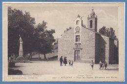 20 - AULLENE -- Place De L'Eglise - Monument... - Frankreich