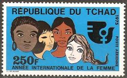Chad,Internacional Year Of The Child 1975.,MNH - Chad (1960-...)