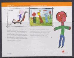 Europa Cept 2006 Portugal M/s ** Mnh (22365) - Europa-CEPT