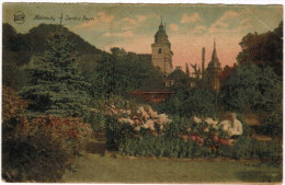 Malmedy, Jardin Fleuri  (pk20812) - Malmedy