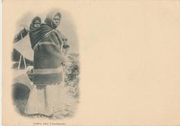 Lubra And Piccaniny. Indienne Et Son Bébé - Indianer