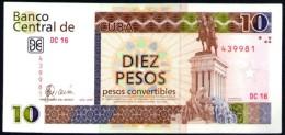 Cuba - 10 Pesos Convertibles 2006 - Cuba