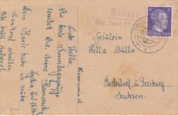 Turek Wartheland 1942 - Bertsdorf Sachsen - Unclassified