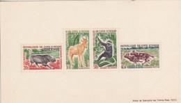 Bloc Feuillet ** N°2 - Ivory Coast (1960-...)