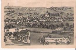 GRUSS AUS ALBISHEIM 4957       1918 - Allemagne