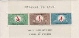 Bloc Feuillet ** N°4 - Laos
