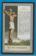 Bidprentje Van Charles Degroote - Ruiselede - Geluwe - 1835 - 1916 - Images Religieuses