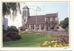 Créteil : L'église (n°2443 Abeille) - Creteil