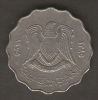 LIBIA 50 DIRHAMS 1975 - Libia