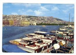 VOL509 - NAPOLI MERGELLINA  1965 - Napoli