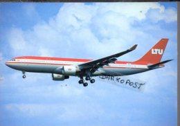 LTU Airways Airlains Airbus A330-223 Avion A 330 Lot Aircraft F-WWKO Aviation Aiplane A-330 - 1946-....: Era Moderna