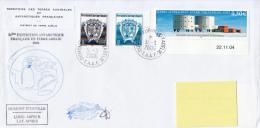 Expédition Antarctique Française En Terre Adélie 2006  - Dumont D'Urville, Station Franco-Italienne Concordia - Terres Australes Et Antarctiques Françaises (TAAF)