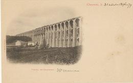 Viaduc De Chaumont Pionniere Editeur P. Scordel  Train - Chaumont