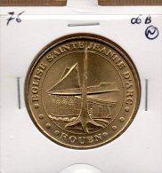 Monnaie De Paris : Eglise Sainte-Jeanne D'Arc Rouen  - 2006 M - Monnaie De Paris