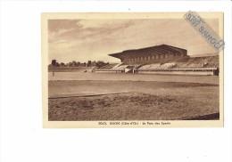 21 DIJON - PARC  DES SPORTS - Vue Générale Tribunes Football GASTON-GERARD- STADE STADIUM STADION STADIO N° 2043 - Soccer
