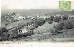 Rochehaut Edit.hotel De La Poste Corbion 1908 - Bouillon