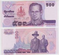 Thailand 500 Baht 1996 Pick100 Sign64 UNC - Thaïlande