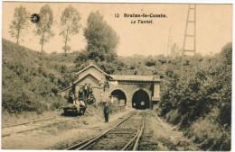 Braine Le Comte, Le Tunnel (pk20838) - Braine-le-Comte