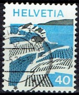SWITZERLAND # STAMPS FROM 1973 STANLEY GIBBON 853 - Suisse