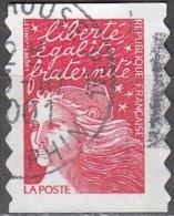 France 1997 Yvert 3085 - A15 O Cote (2012) 0.15 Euro Marianne De Luquet Cachet Rond - Oblitérés