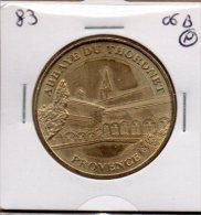 Monnaie De Paris : Abbaye Du Thoronet - 2006 M - Monnaie De Paris