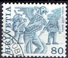 SWITZERLAND # STAMPS FROM 1977 STANLEY GIBBON 946 - Suisse